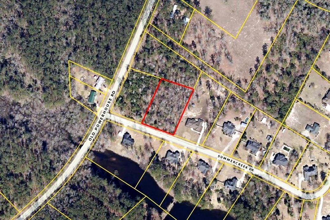 land sale in South Carolina